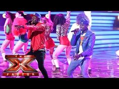 Reggie 'N' Bollie cover Shaggy's It Wasn't Me | Live Week 1 | The X Fact...