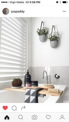 Kmart bathroom, bathroom staging, bathroom inspo, laundry in bathroom, laun Bathroom Staging, Kmart Bathroom, Laundry In Bathroom, Bathroom Organisation, Bathroom Plants, Bathroom Bath, Washroom, Laundry Rooms, Kmart Home
