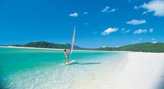 Whitehaven Beach, Whitsunday Islands: 3 day 2 night sail trip on the 20 passenger Clipper. Included snorkeling, lookout point, nickname Canadia, and many nights playing King's Cup aboard the ship!