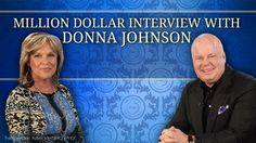Million Dollar Interview with Donna Johnson