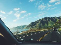 Oahu, HI / earth / world / travel / wanderlust / beautiful / trees / photography / explore / mountains / flora / fauna / hills / winter / summer / spring / fall / autumn / planet / creation / nature / landscape / forest / scene /