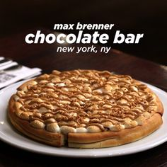 5 Desserts To Share With Your Best Friend At Max Brenner Chocolate Bar // #chocolate #maxbrenner #dessert #smores