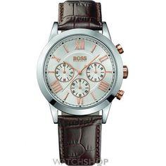 Mens Hugo Boss Chronograph Watch 1512728