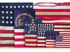 Old Glory USA American Flag collection