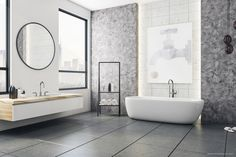 Get small bathroom renovations in Brisbane northside at an affordable price. For bathroom renovations quote, cost or bathroom renovation ideas call us now! Bathroom Wall Tile, Modern Bathroom, Bathroom Flooring, Glass Splashback, Luxury Bathroom, Modern Bathrooms Interior, Bathroom Renovations, Bathroom Design, Bathroom Fixtures