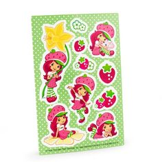 Save $3.57 on Strawberry Shortcake Party Stickers; only $1.48
