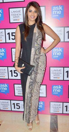 Anushka Ranjan : Photos: Bollywood celebs at the Lakme Fashion Week 2015 Day 3