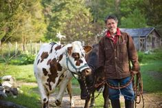 Keep a Family Cow and Enjoy Delicious Milk, Cream, Cheese and More - Homesteading and Livestock - MOTHER EARTH NEWS
