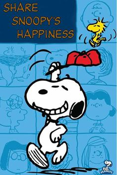 Snoopy ~ Happiness