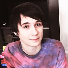 I got: You matched with Dan Howell!! Quiz: Would You Match With Dan Howell Or Brendon Urie On Tinder?