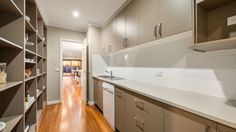 Alcove, Bathroom, Butlers, Kitchen, Butler Pantry, Pantry, Alcove Bathtub