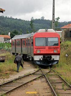 CP (Comboios de Portugal)