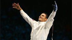Gold for Venezuela in Men's fencing - London 2012