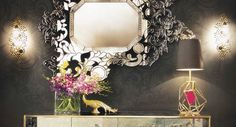 10 Must-Read Articles For The Latest Decor Ideas With Wall Mirrors ➤ Discover the season's newest designs and inspirations. Visit us at http://www.wallmirrors.eu #wallmirrors #wallmirrorideas #uniquemirrors @WallMirrorsBlog