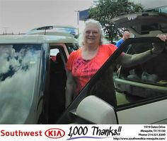 https://flic.kr/p/P8vyxF | #HappyBirthday to  from Kaleb Cloyd at Southwest Kia Mesquite! | deliverymaxx.com/DealerReviews.aspx?DealerCode=VNDX