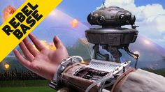 5 Pieces of Star Wars Technology That Are Now Real  - Rebel Base - IGN Video