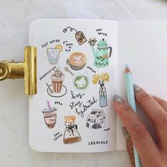 #bulletjournal hashtag on Instagram • Photos and Videos Bujo Doodles, Bullet Journal, Watercolor Drawing, Milk Tea, Journal Pages, Medium Art, Traditional Art, Photo And Video, Digital