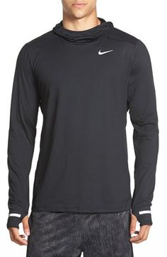 Nike+'Element'+Dri-FIT+Running+Hoodie+available+at+#Nordstrom