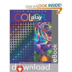 Color Play - Joen Wolfrom (1535)  Kleurgebruik voor Quilters (1536)