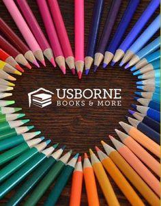 Love Usborne Books & More