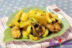Thịt gà xào dưa chua ngon cơm - Sổ tay nấu ăn|Học nấu ăn ngon|Nấu ăn