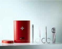 Rubis Swiss Box - Nagelpflege-Etui von Rubis Switzerland