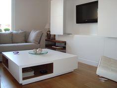 Diseño de mobiliario salón comedor