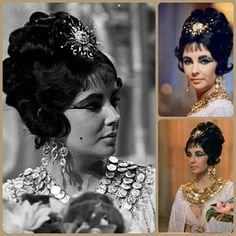 Elizabeth Taylor Cleopatra, Movie Posters, Movies, Films, Film Poster, Cinema, Movie, Film, Movie Quotes
