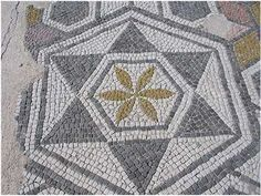 Ancient Roman Mosaic Patterns   Roman Mosaic Designs