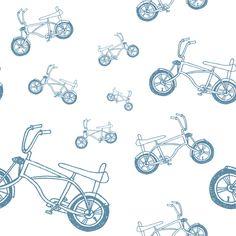 bikes #pattern