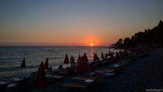 Auringonlasku, Bar, Montenegro