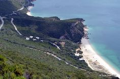 Things to See and Do in Arrábida Natural Park - via @juliedawnfox 18.03.2015 | You don't have to go far from Lisbon to find stunning landscapes and beautiful beaches. Simply head south across the River Tagus to the Serra da Arrábida Natural Park and there they are. Photo: Beaches, Serra da Arrábida, Portugal