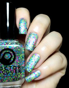 Doctor Lacquer Kaleidoscope World collection Refraction
