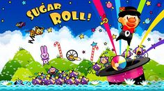 "Watch ""Sugar Roll"" iPhone Gameplay!  #gameplay #iphonegames #gameplayvideo"