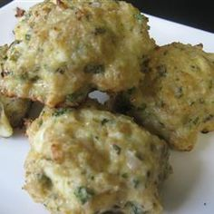 Cheesy Chicken Meatballs ....I made these and WOW was I pleasantly surprised!  Honestly, one of the best low carb recipes that I have ever made.  I did reduce the garlic powder and Italian seasoning down to 1 teaspoon.  A Tablespoon seemed like waaaay too much.  They turned out PERFECT!  Enjoy :  )