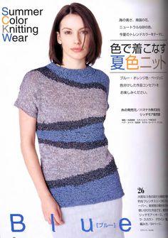 Альбом «Lets knit series - 2002 Spring/Summer». Обсуждение на LiveInternet…