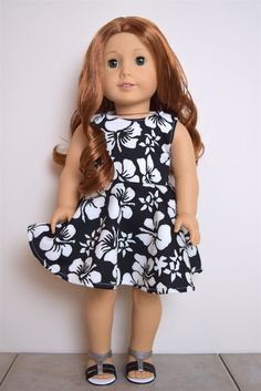 American Girl Doll Dress von EliteDollWorld auf Etsy