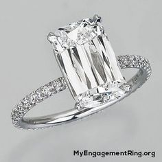 celebrity engagement ring - My Engagement Ring