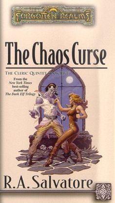 """""""The Chaos Curse"""" - The Cleric Quintet, Book Five"""