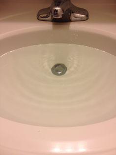 Water rippling