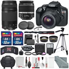 """""""Detail positive & negative"""" Canon EOS Rebel T6 DSLR Camera with EF-S…"""