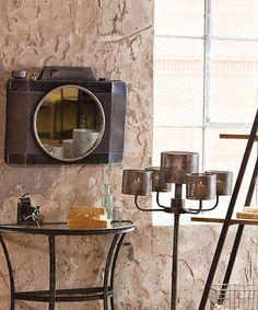 Antique Camera Wall Mirror 99.99