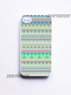 Aztec - iphone 4 case iphone 4s case iphone 4 hard case ihone 4 cover for apple iphone 4 iphone 4s. $14.50, via Etsy.