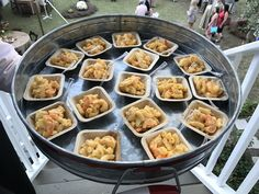 Seafood Macaroni and Cheese  - Catering by Debbi Covington - Beaufort, SC