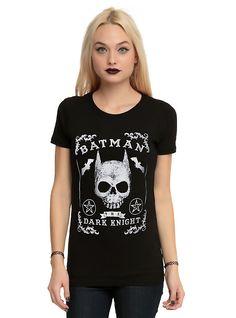 DC Comics Batman Spirit Board Girls T-Shirt,