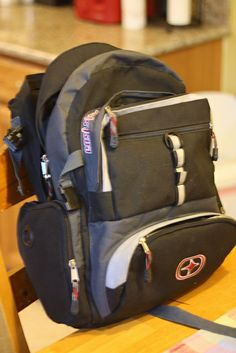 How to Pack a Backpack for Theme Parks When Traveling with Little Ones | marriageconfessions