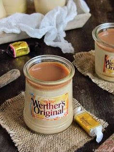 werther's original toffee homemade yogurt Food N, Food And Drink, Salads To Go, Homemade Yogurt, Dessert Recipes, Desserts, Frappe, Love Food, Sweet Recipes