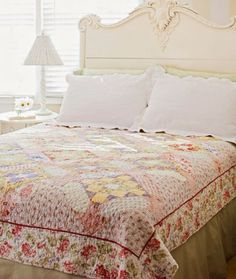 Free Bed Quilt Patte