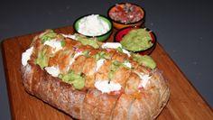 Breekbrood Nacho  Style