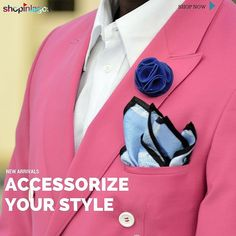 New Arrivals!! @sapphire_designs_ handcrafted Lapels & Pocket Squares Available In Store  #shopinlagos #sapphiredesigns #buynigerian #accessories #pocketsquares #lapels